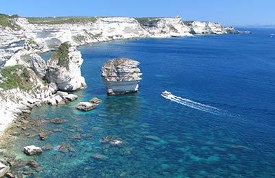 Korsyka - promy cargo