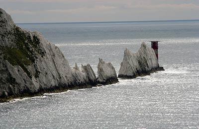 Wyspa Wight - promy cargo