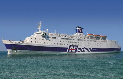 Adria Ferries - Promy Cargo