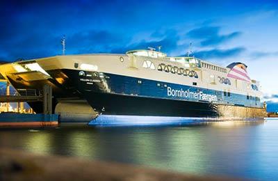 BornholmerFærgen - Promy Cargo