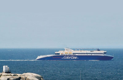 Color Line - Promy Cargo