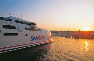 Condor Ferries - Promy Cargo