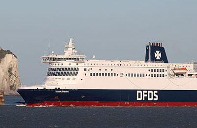 DFDS Seaways - Promy Cargo