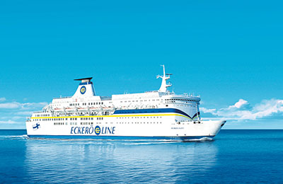 Eckerö Line - Promy Cargo