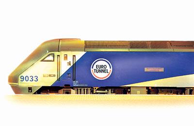 Eurotunnel - Przejazdy Cargo