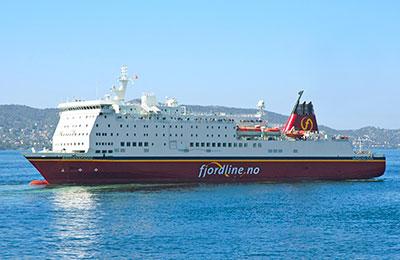 Fjordline - Promy Cargo