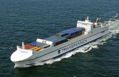 Transfennica - Promy Cargo