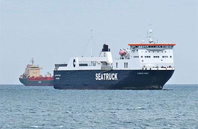 Seatruck - Promy Cargo