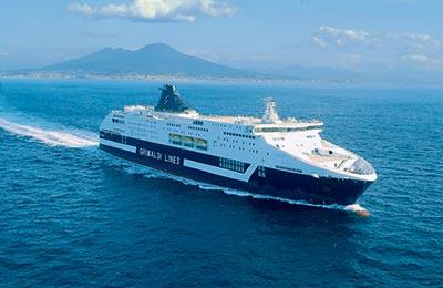 Grimaldi Lines - Promy Cargo