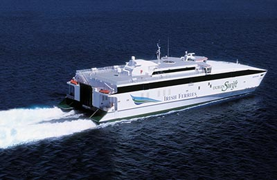 Irish Ferries - Promy Cargo