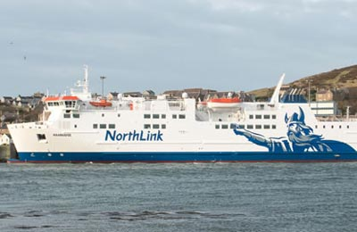 Northlink Ferries - Promy Cargo