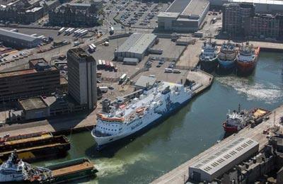 Northlink Ferries - Promy Cargo