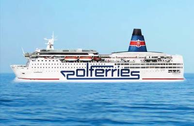 Polferries - Promy Cargo