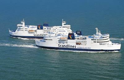 Scandlines - Promy Cargo