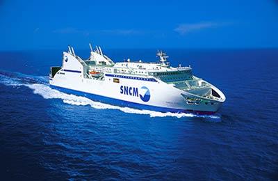 SNCM - Promy Cargo