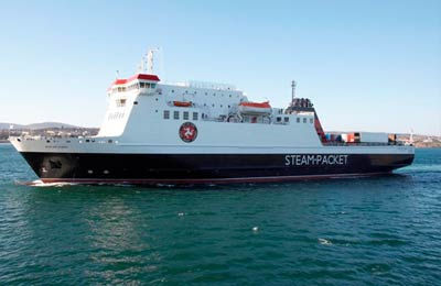 Isle of Man Steam Packet - Promy Cargo