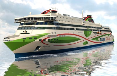Tallink Silja - Promy Cargo