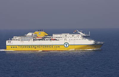 Transmanche Ferries - Promy Cargo