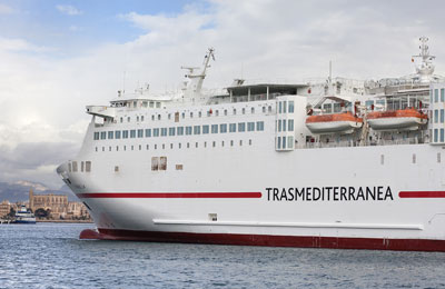 Trasmediterranea - Promy Cargo
