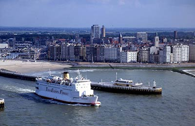 Transeuropa Ferries - Promy Cargo