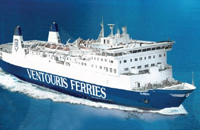 Ventouris Ferries - Promy Cargo