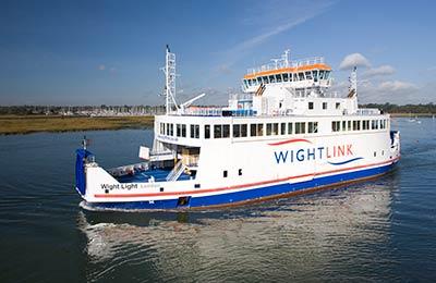 Wightlink - Promy Cargo